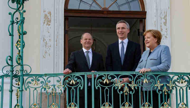 NATO Secretary General Jens Stoltenberg. Photo: NATO