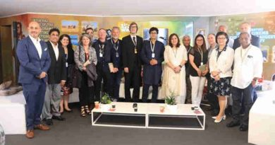 India Pavilion Opened at Cannes Film Festival 2018