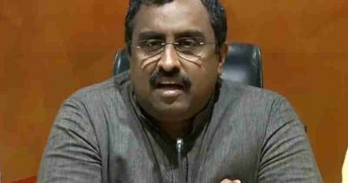 Ram Madhav, National General Secretary of BJP