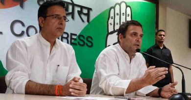 Congress President Rahul Gandhi. (file photo): Courtesy: Congress