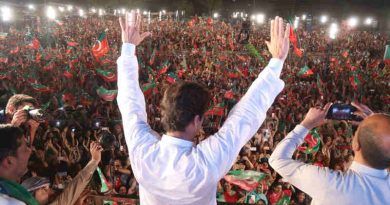 Imran Khan. Photo: PTI