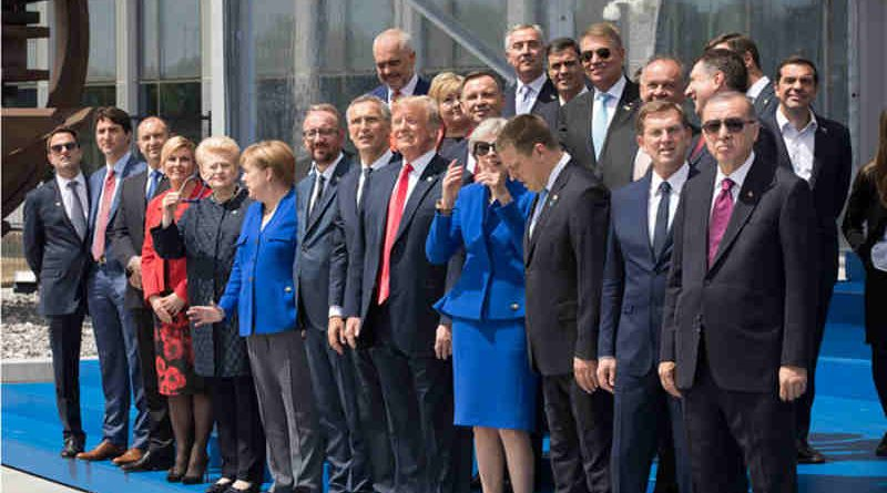 2018 Brussels Summit. Photo: NATO