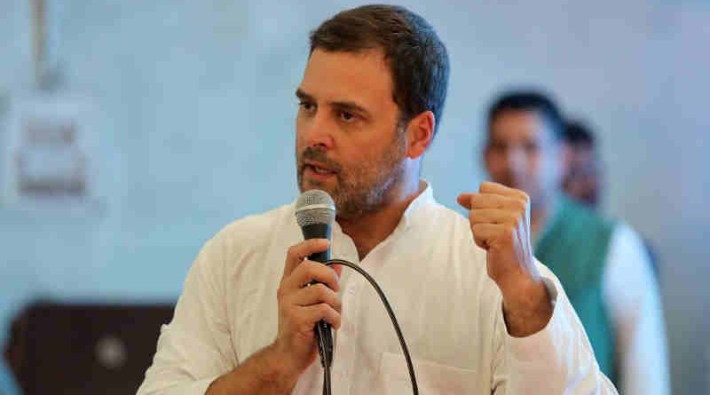Rahul Gandhi Expands Shakti Program for Congress Workers. Photo: Congress