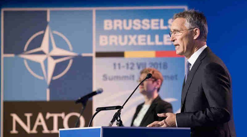NATO Summit in Brussels. Photo: NATO