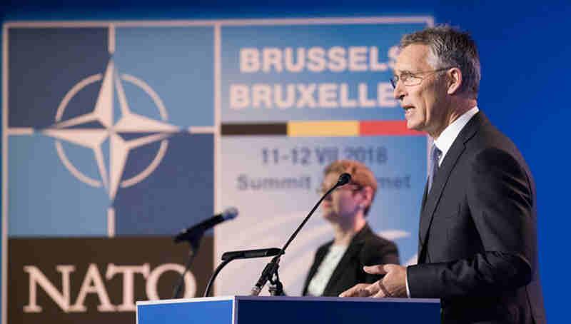 NATO Summit in Brussels. Photo: NATO