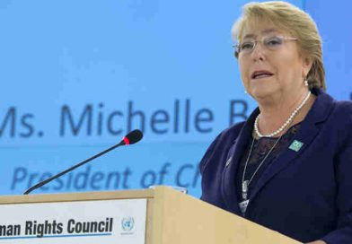 Michelle Bachelet Appointed New UN Human Rights Chief