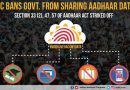 After Court Decision on Aadhaar, Congress Says Modi Misused Public Data