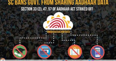Aadhaar. Photo: Congress