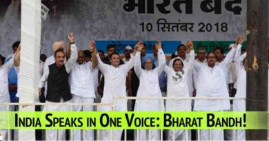 Congress Leads Massive Bharat Bandh Against Modi Govt