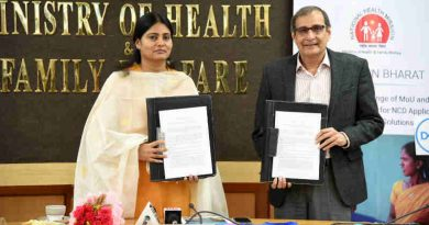 Tech Solution Planned for Healthcare Program in India