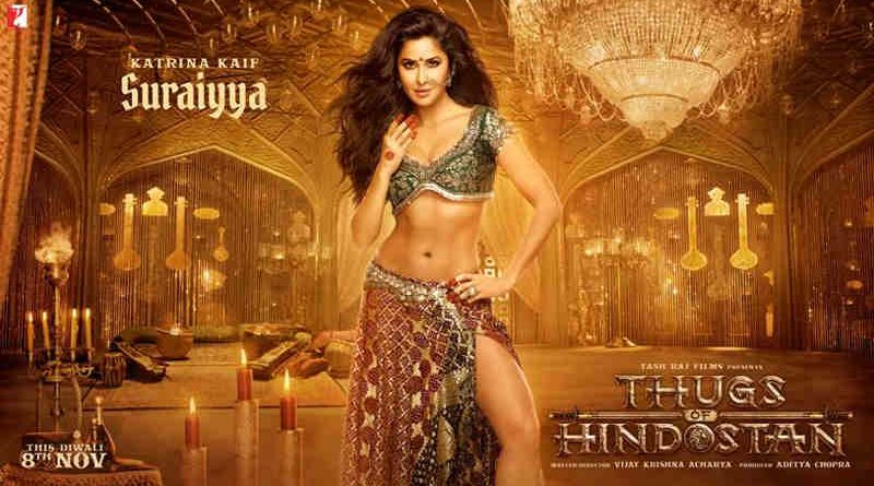 Katrina Kaif Stars as Suraiyya in Thugs of Hindostan