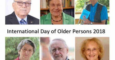 Older Human Rights Champions. Photo: UNECE