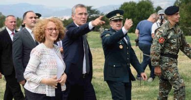 Skopje Starts Accession Talks with the NATO Alliance. Photo: NATO