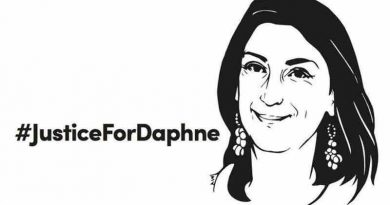 Daphne Caruana Galizia. Photo: Transparency International