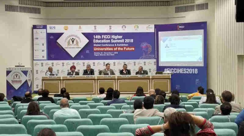 FICCI Higher Education Summit 2018 in New Delhi