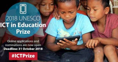 UNESCO Invites Nominations for Use of Technology in Education Prize