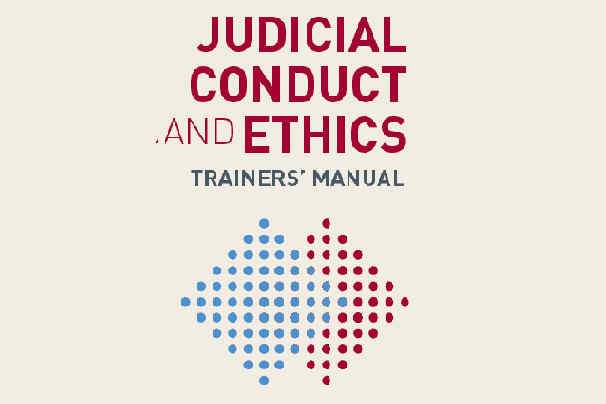 Judicial Ethics Training