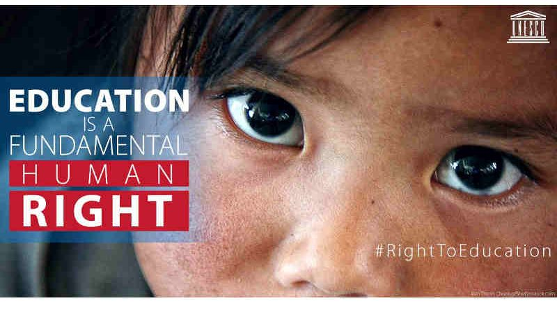 Right To Education. Photo: UNESCO