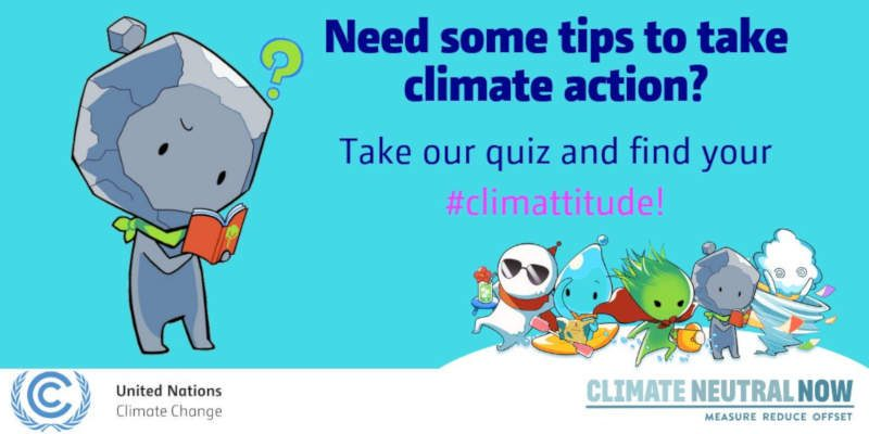 Climate Action: Fun Quiz