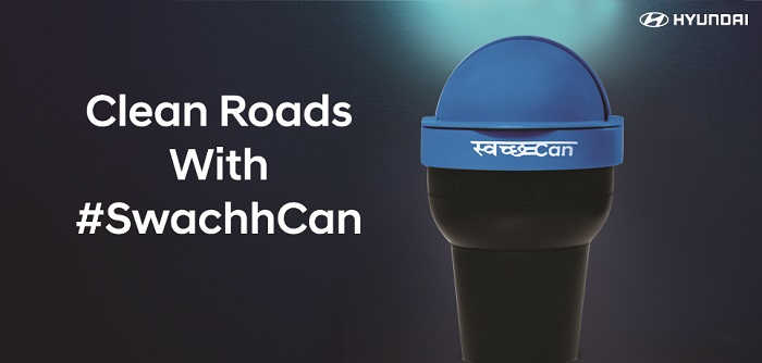 Clean Roads with #SwachhCan