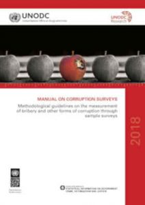Manual on Corruption Surveys