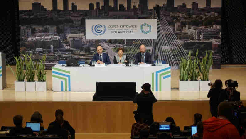 24th Conference of the Parties to the United Nations Framework Convention on Climate Change
