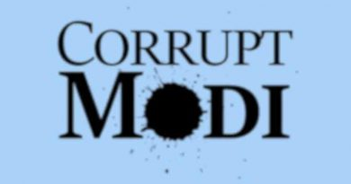 Corrupt Modi Website