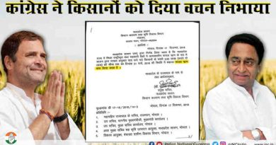 Congress CM Kamal Nath Waives Off Loans of Farmers in MP