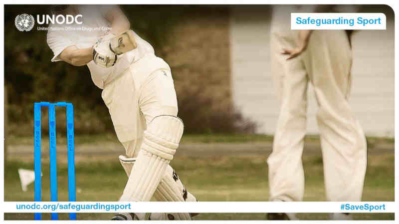International Partnership to Stop Corruption in Sport. Photo: UNODC