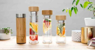 Fressko Water Bottle