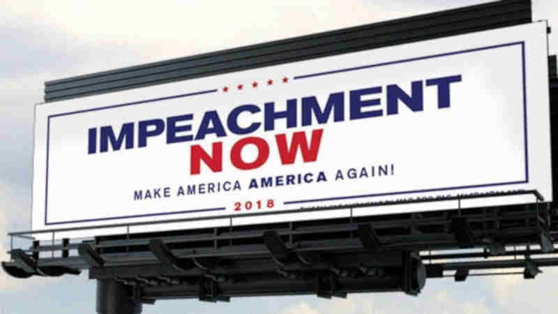 Online Auction Opens for Impeach Trump Domain Name