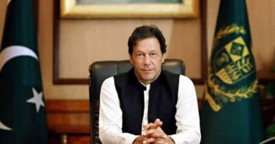 Prime Minister (PM) of Pakistan Imran Khan. Photo: Pakistan Prime Minister's Office (file photo)