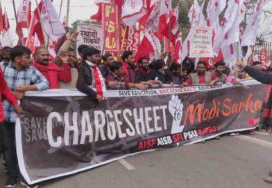 Youth Against Modi: Students of India Unite to Remove Modi Govt