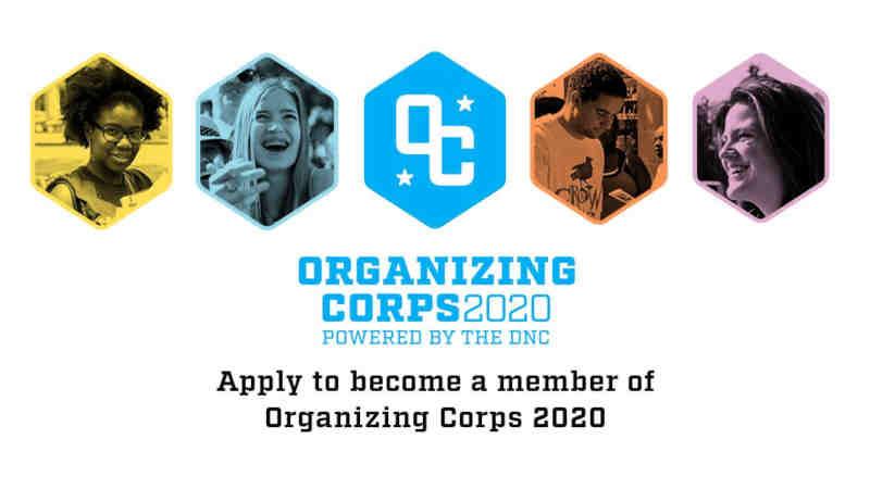 Organizing Corps 2020