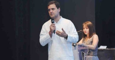 "Rahul Gandhi Questions Modi's Qualification. ""Where Is Modi's Education Degree?"""