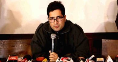 Shah Faesal Launches Political Party. Photo: JKPM