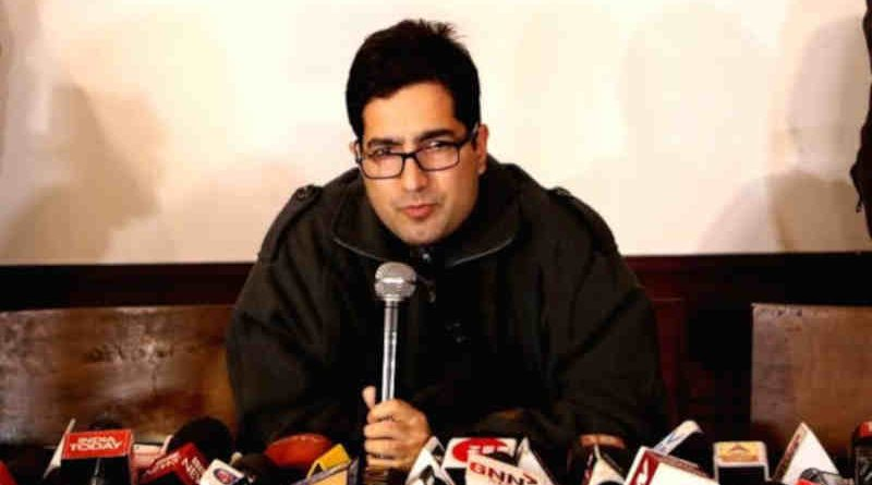 Shah Faesal. Photo: JKPM (file photo)