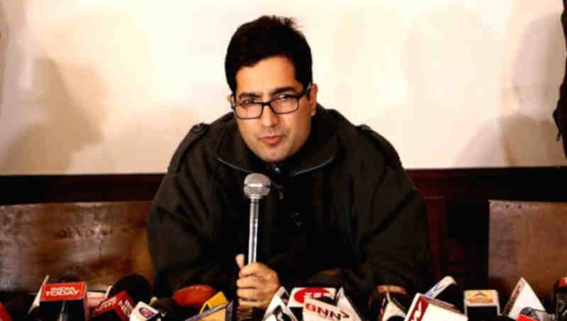 Shah Faesal Launches Political Party. Photo: JKPM (file photo)