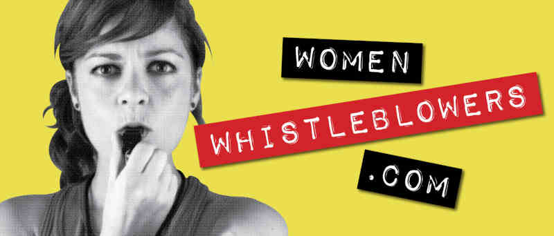 Women Whistleblowers