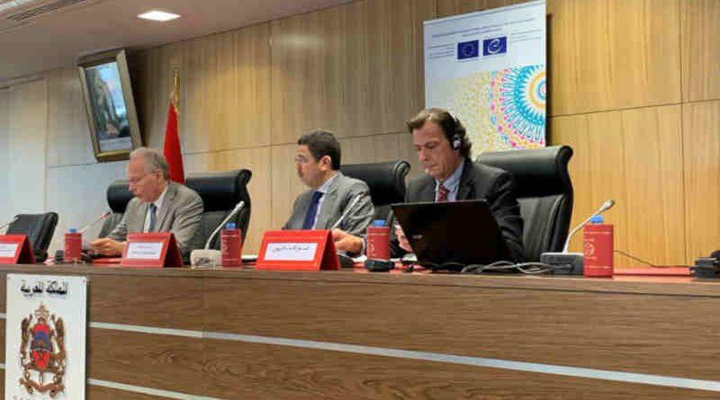 Training Program for Moroccan Judges and Prosecutors