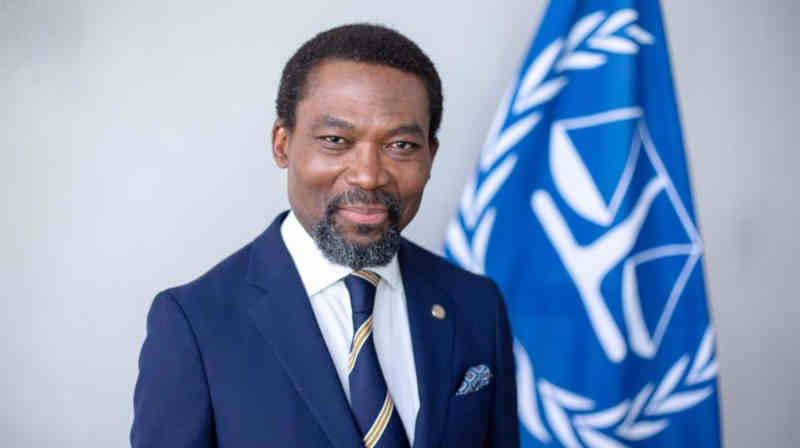 ICC President Eboe-Osuji. Photo: ICC