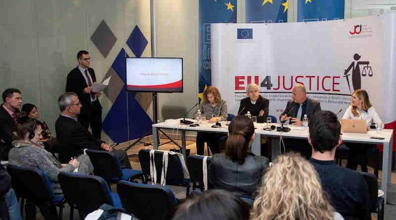 EU4Justice Project