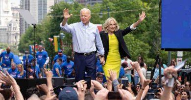 Joe Biden Kicks Off Presidential Campaign for 2020 Race on Saturday, May 18, 2019. Photo: Joe Biden / Twitter