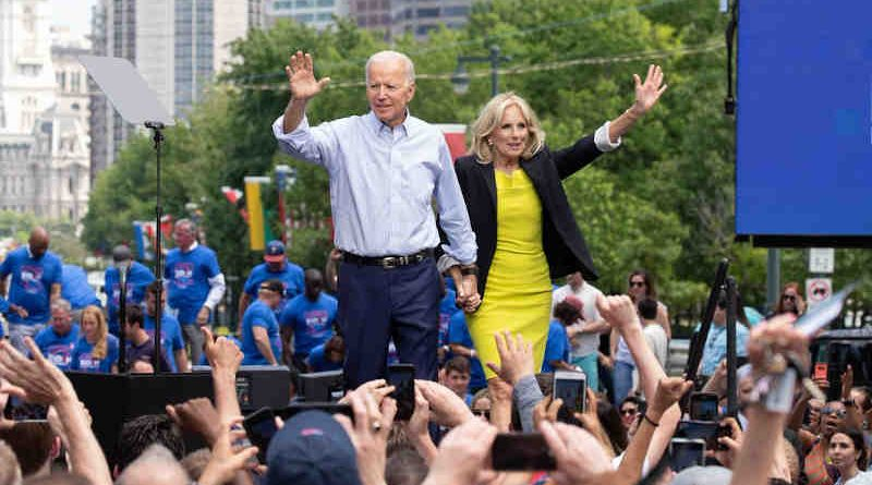 Joe Biden Kicks Off Presidential Campaign for 2020 Race on Saturday, May 18, 2019. Photo: Joe Biden / Twitter