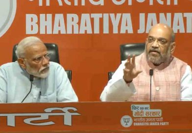 Modi Holds First Press Conference, But Refuses to Answer Questions