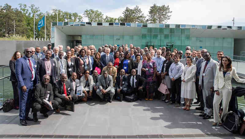 Participants of the Training for Counsel held on 10-13 June 2019 at the seat of the ICC in The Hague, Netherlands. Photo: ICC-CPI
