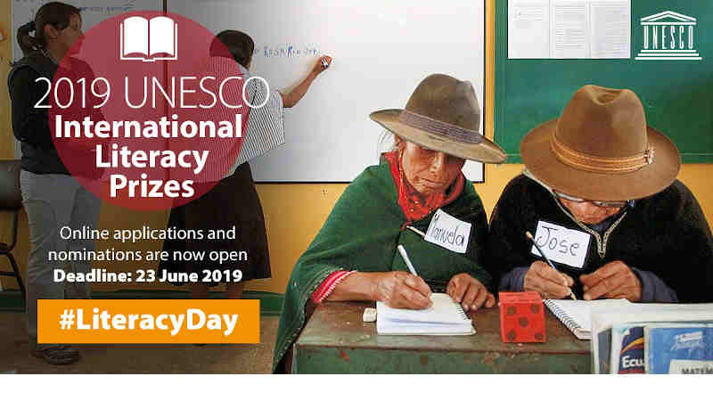 UNESCO International Literacy Prizes