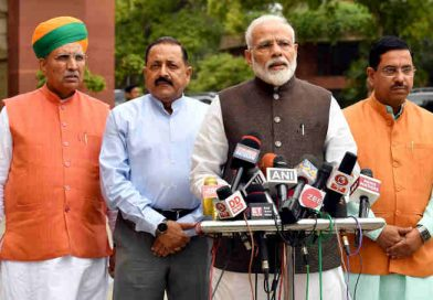 Modi Underlines the Importance of Opposition in Democracy