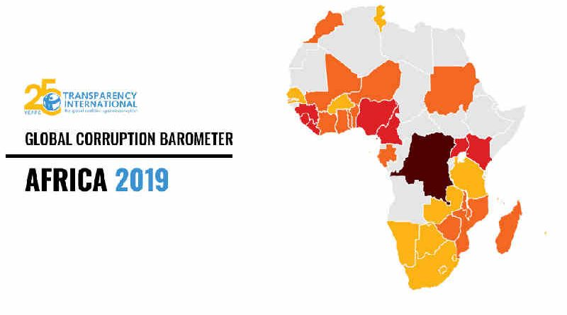 Global Corruption Barometer (GCB) – Africa 2019