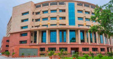Additional Building Complex of the Supreme Court of India in New Delhi. Photo: Rashtrapati Bhavan